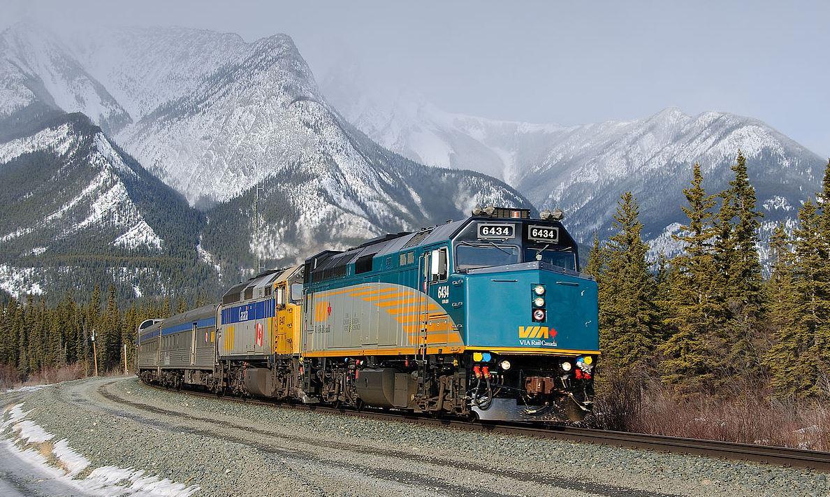 Rail Fan Canada
